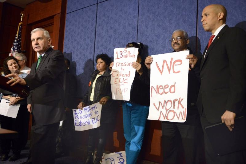 Senate Bill format Beautiful Senate Invokes Cloture On Unemployment Insurance Container