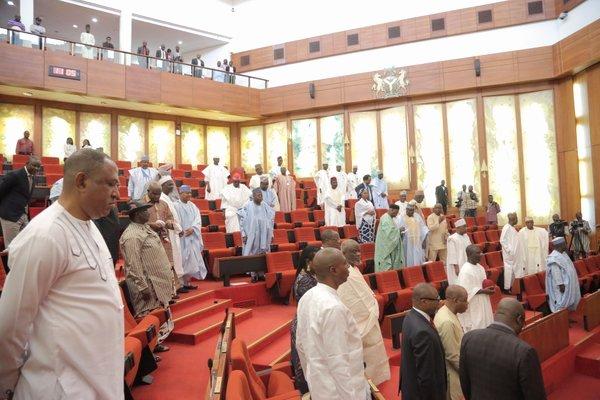 Senate Bill format Best Of Bamikole Omishore Unveiling the 30 Senate Bills Placing