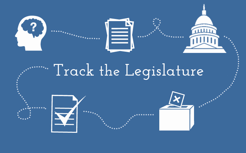 Senate Bill Template Unique Finding and Tracking Legislation