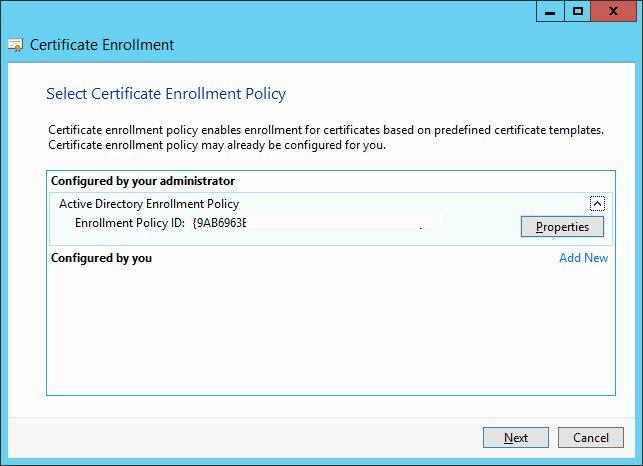 Server Authentication Certificate Template Lovely Markbrilman