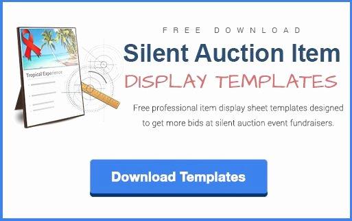 Silent Auction Gift Certificate Template Lovely 74 Best Fundraiser Ideas Images On Pinterest