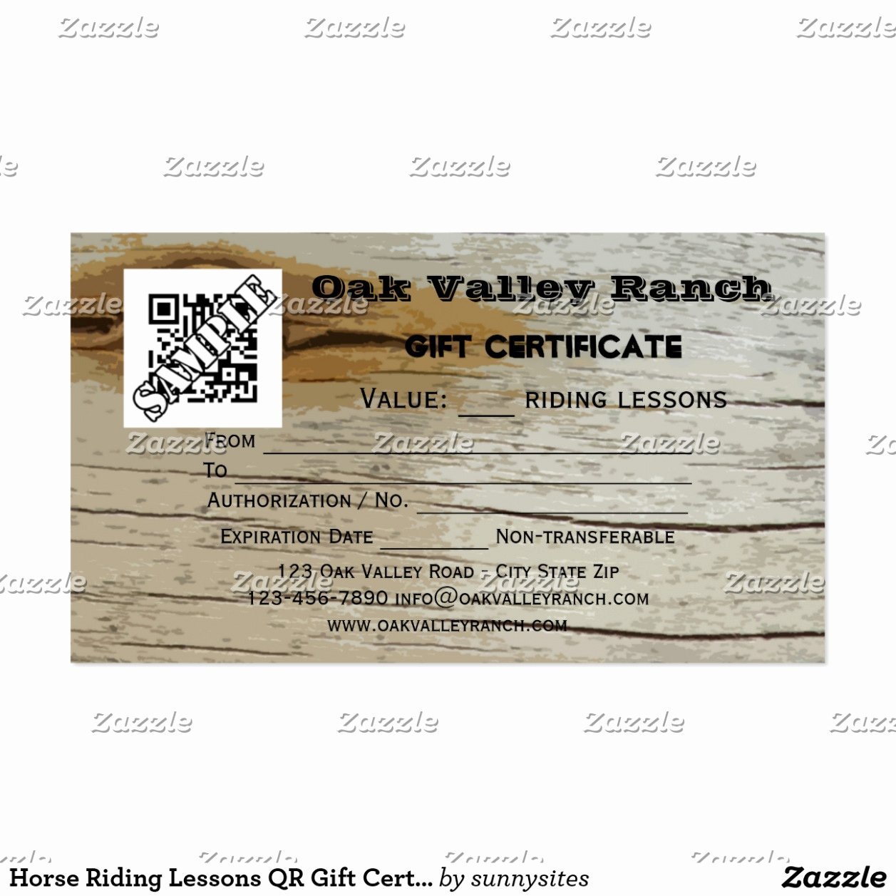 Silent Auction Gift Certificate Template Lovely Gift Certificate Template for Riding Lessons
