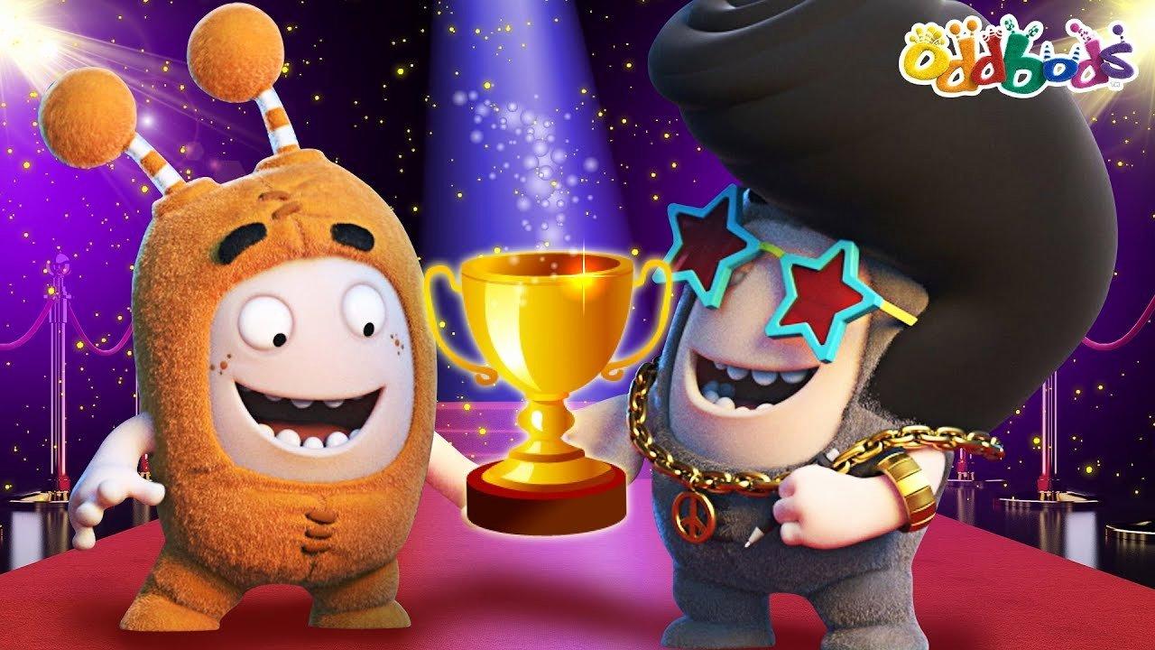 Silly Awards for Kids Inspirational Oddbods Oddest Awards