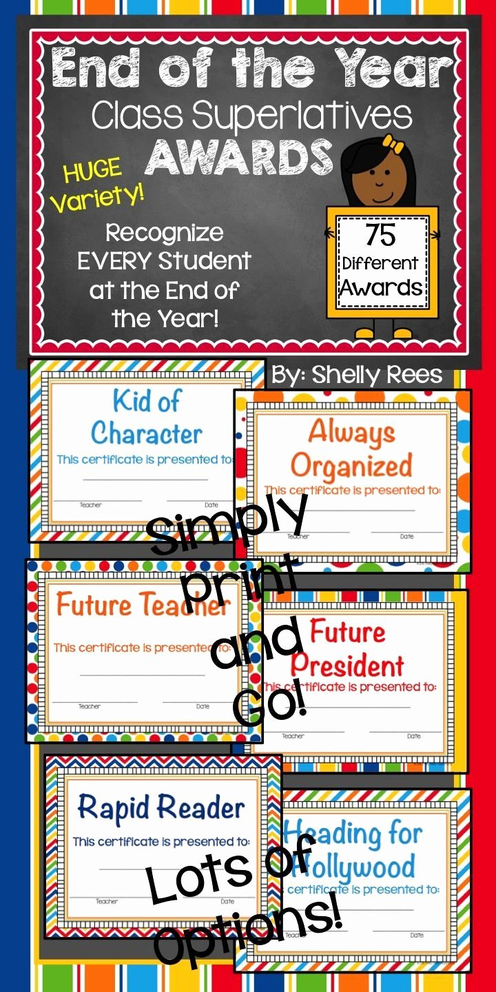 Silly Awards for Kids New 1000 Ideas About Award Certificates On Pinterest