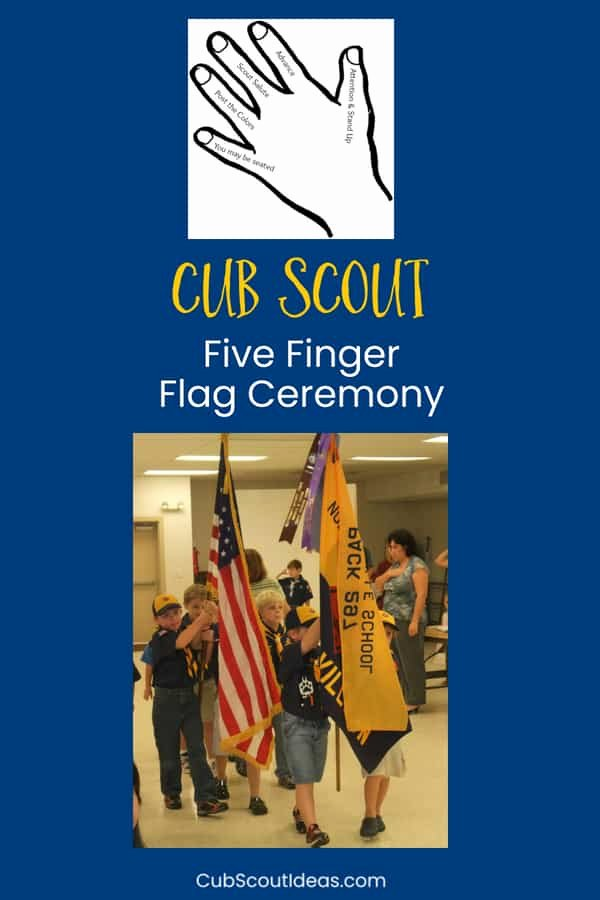 Simple Arrow Of Light Ceremony Ideas Beautiful Easy Cub Scout Flag Ceremony