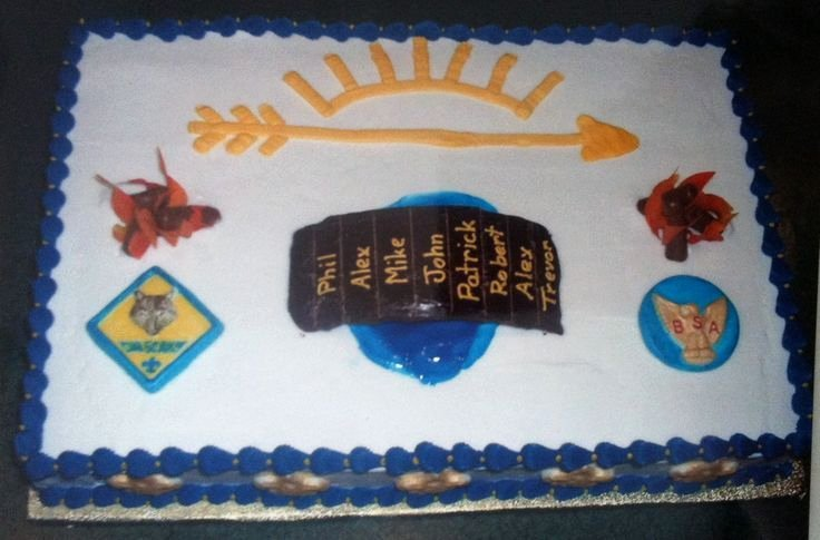 Simple Arrow Of Light Ceremony Ideas Fresh 17 Best Images About Webelos Crossover On Pinterest