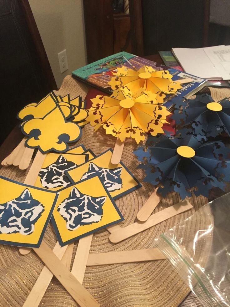 blue gold banquet cub scouts