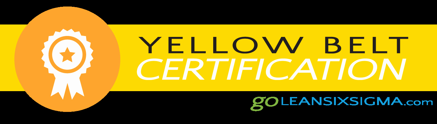 Six Sigma Green Belt Certificate Template Fresh Lean Six Sigma Certification – Yellow Belt