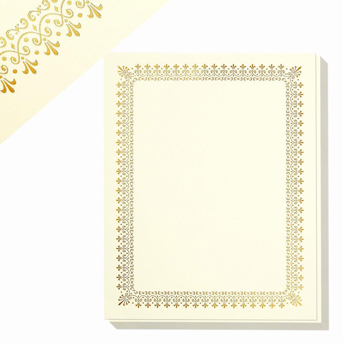 Size Of Certificate Paper Unique Cheap Certificate Recognition Template Find Certificate