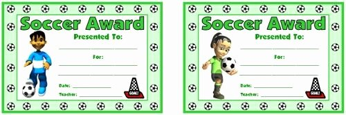 Soccer Award Certificates Templates Elegant 30 Best Images About Awards & Certificates On Pinterest