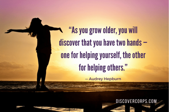 Soft Hands Achievement 2 Man Awesome 50 Inspirational Quotes About Volunteering & Giving Back