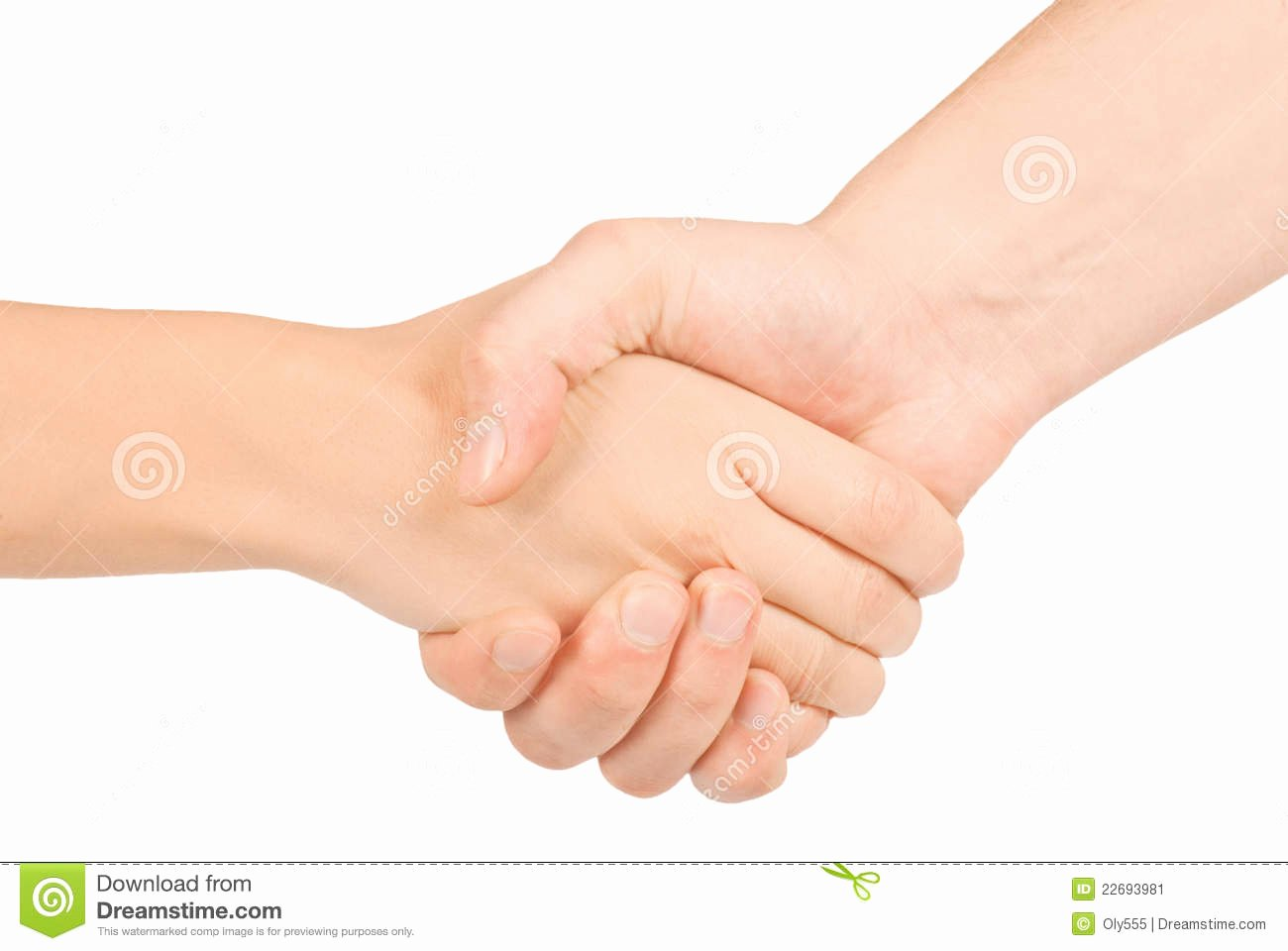 Soft Hands Achievement 2 Man Best Of Shaking Hands Two People Man and Woman Stock Image