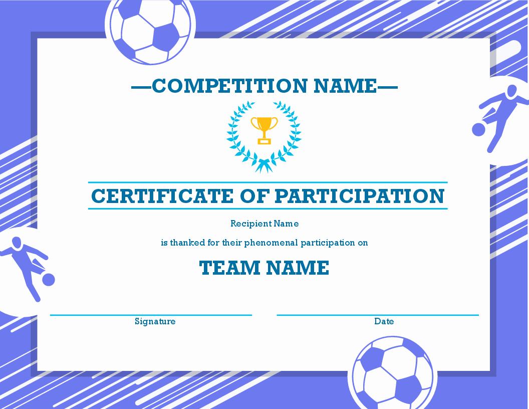 Softball Award Certificate Template Inspirational Certificates Fice