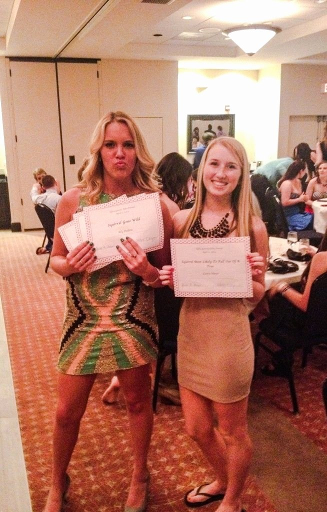 Sorority formal Awards Ideas Fresh Winning Every Award at formal Tsm