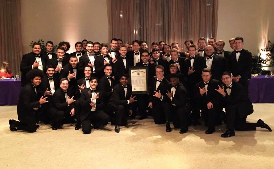 Sorority formal Awards Ideas Luxury Florida Colony Receives Charter and Wins Fraternity Of the