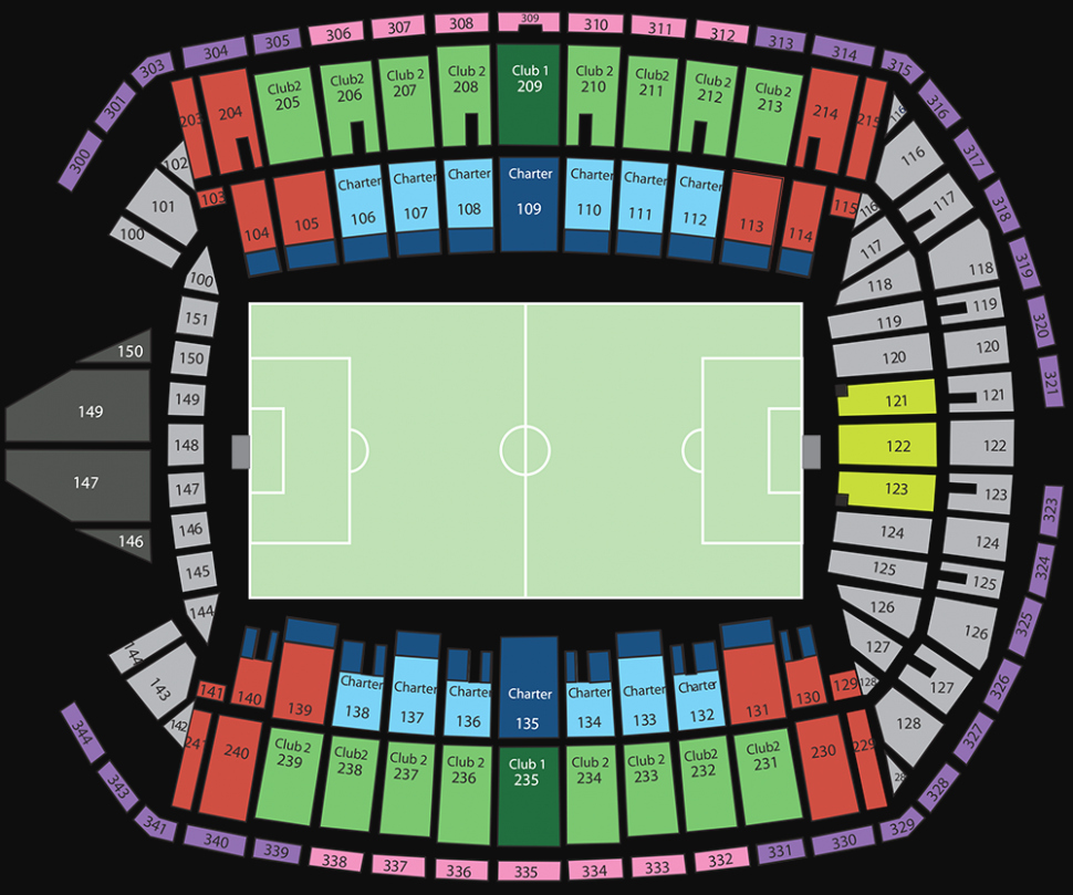 Sounders Seating Chart Inspirational 11 sounders Tickets Seating Chart Tips You