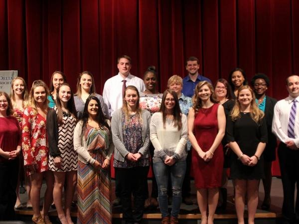 Special Award for Students Lovely south Windsor College Students Inducted Into Honor