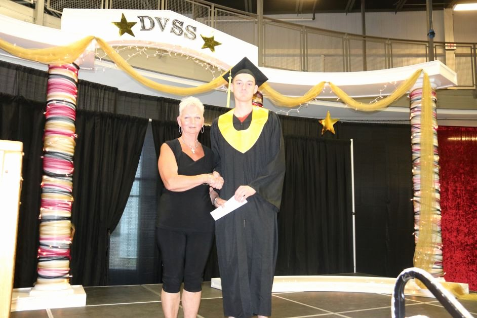 Special Award for Students Unique Special Awards Presented to Students Of the Dvss Class Of