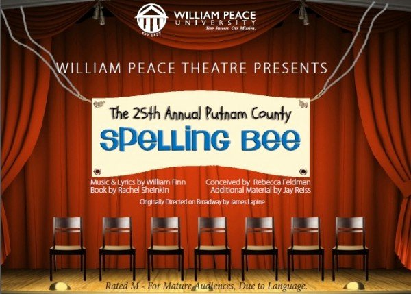 Spelling Bee Poster Ideas Unique the 25th Annual Putnam County Spelling Bee