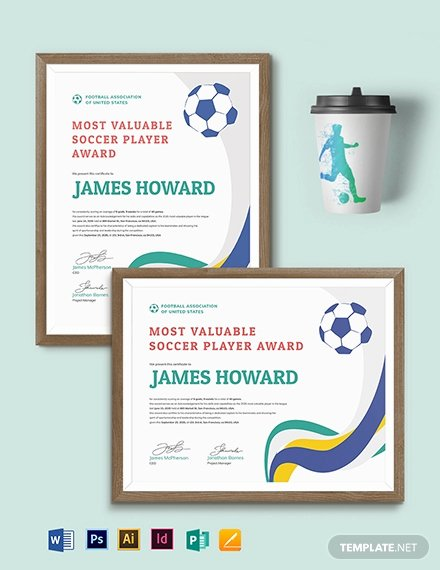 Sports Awards Certificate Template New 32 Free Sports Certificate Templates [download Ready Made
