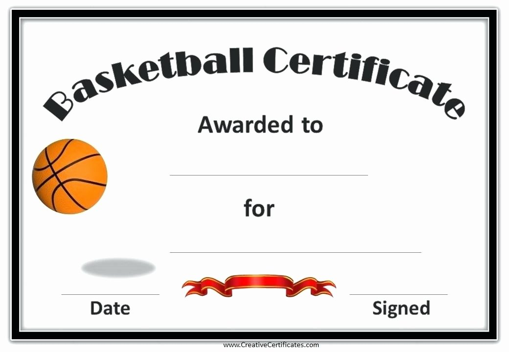 Sports Certificate Templates for Word Best Of Sports Award Certificate Templates Flowersheet