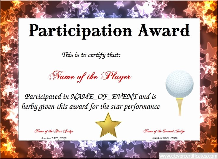 Sports Certificate Templates for Word Unique 12 Best Images About Sports Certificate Templates On