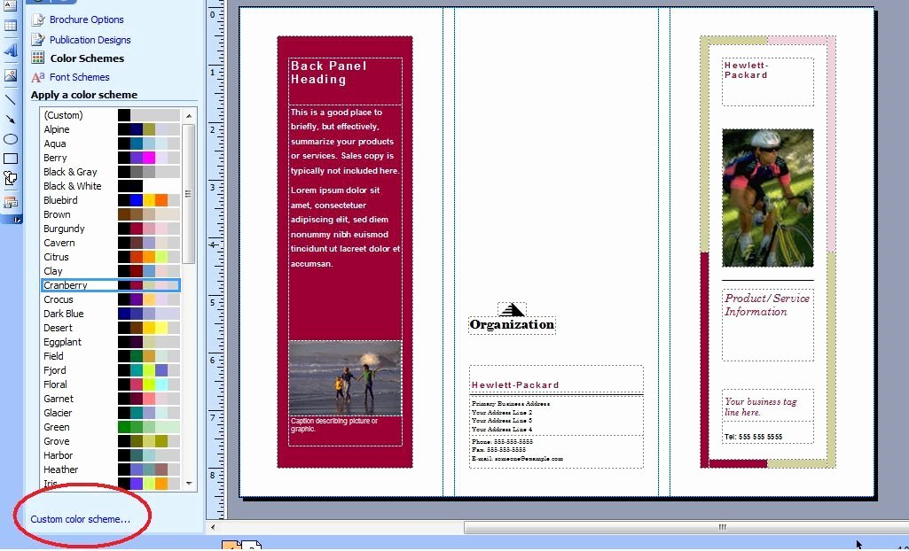 Sports Program Template Microsoft Word Beautiful How to Make A Flyer with Newsletter