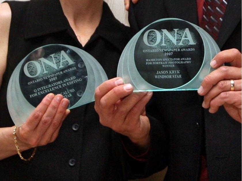 Spot Award Nomination Sample Fresh Star Captures 18 Ona Nominations