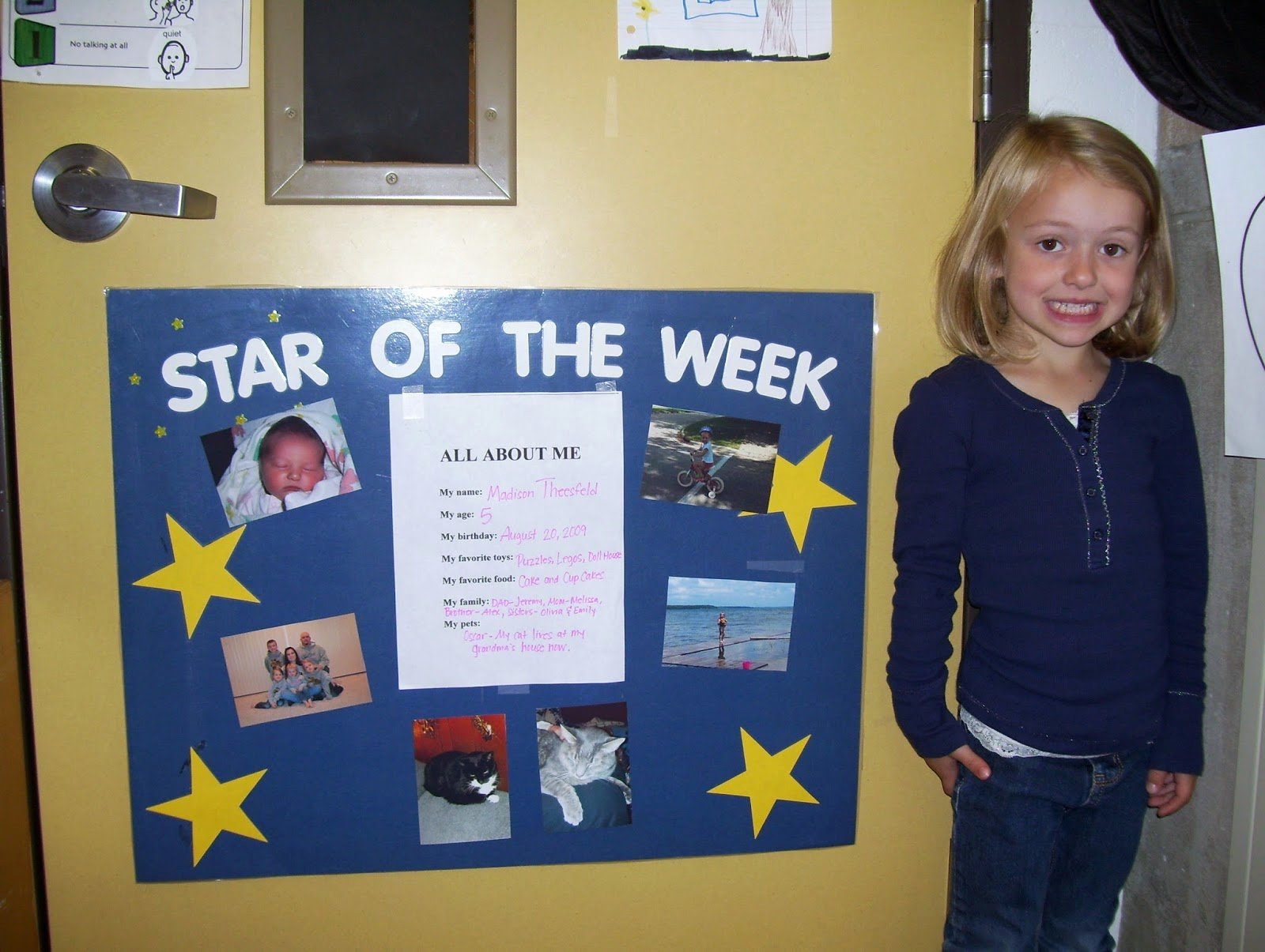 Star Of the Week Poster Printable Luxury Mrs Deitering S Readiness Kindergarten Class Celebrating