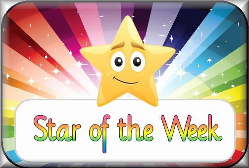 Star Of the Week Printables Inspirational Newsletter Friday 25th Novemeber 2016