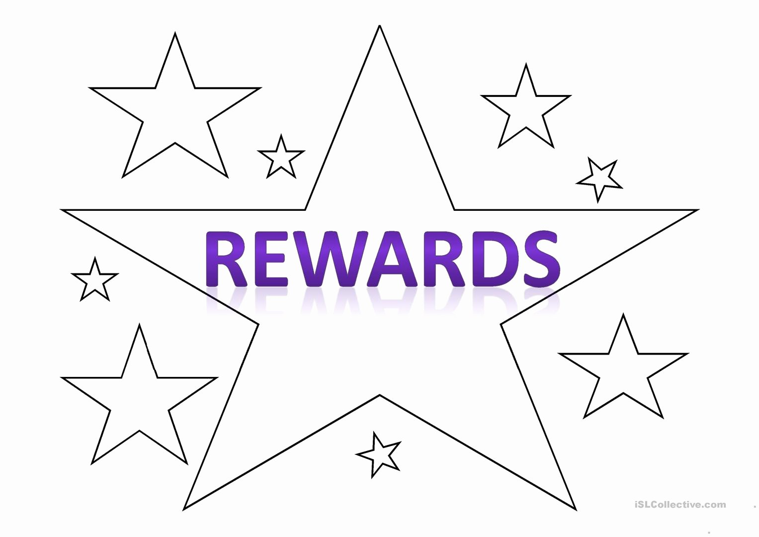 Star Of the Week Templates Luxury Star Of the Week Template Worksheet Free Esl
