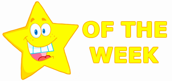 Star Of the Week Templates New Star the Week