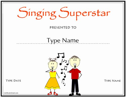 Star Registry Certificate Template Lovely Certificate Street Free Award Certificate Templates No