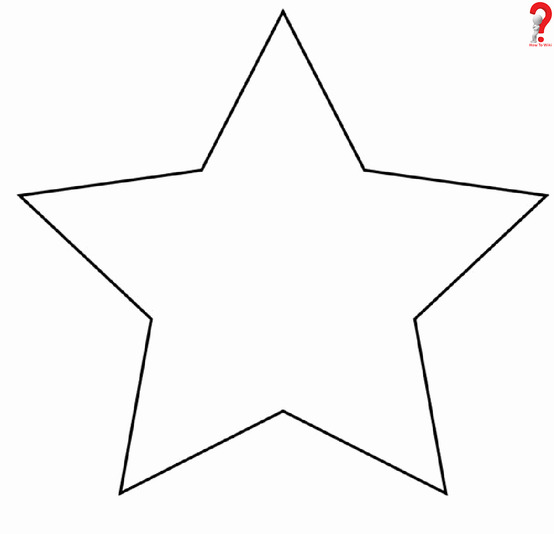 Star Template Printable Free Fresh How to Create Printable Star Template – Pdf