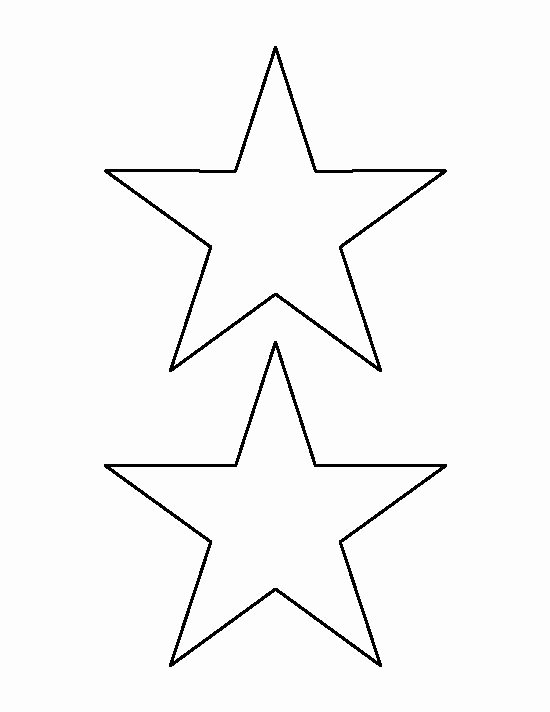 Star Template Printable Free New Pin by Muse Printables On Printable Patterns at