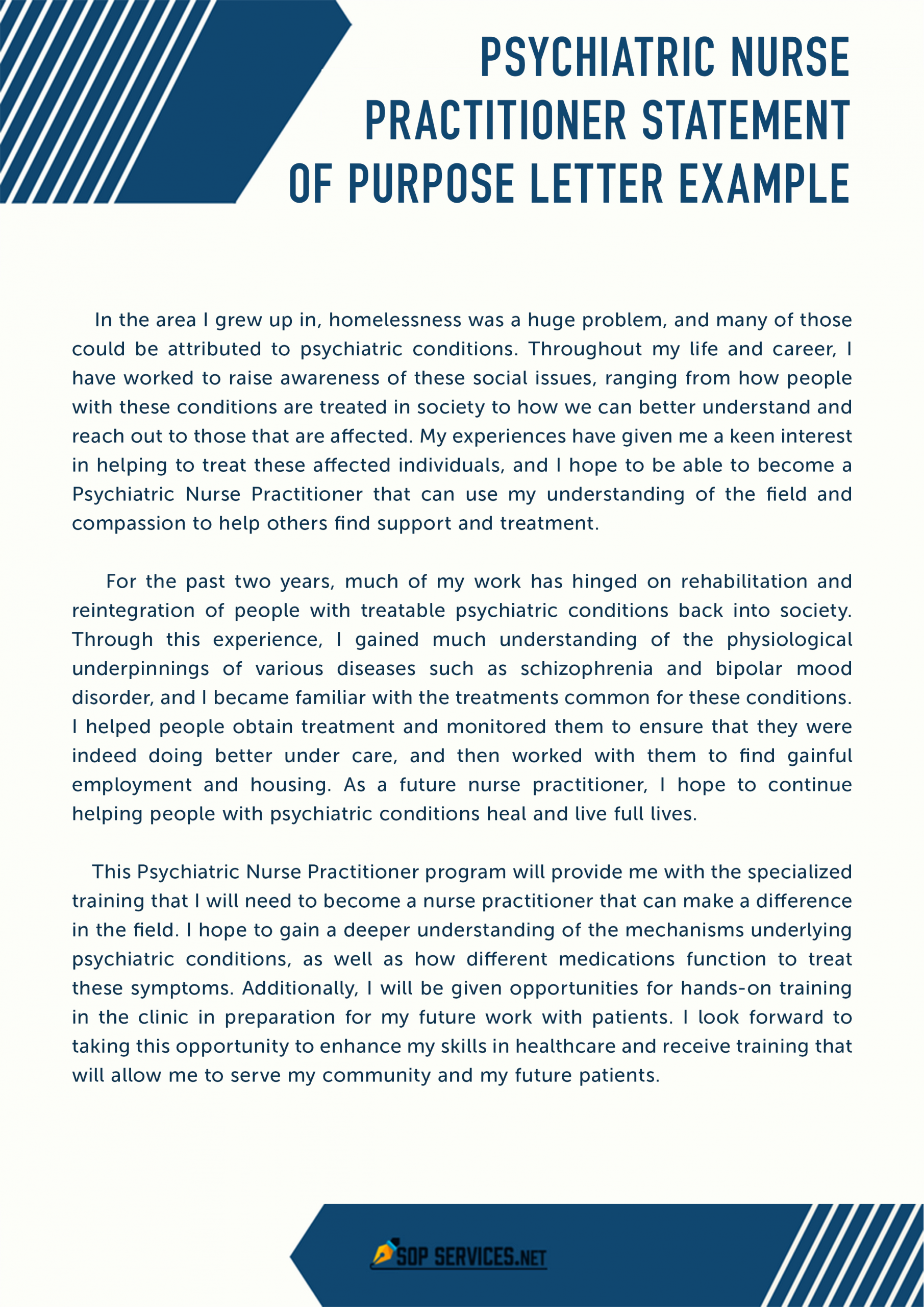 Statement Of Purpose Letter Elegant Writing Nursing School Statement Of Purpose