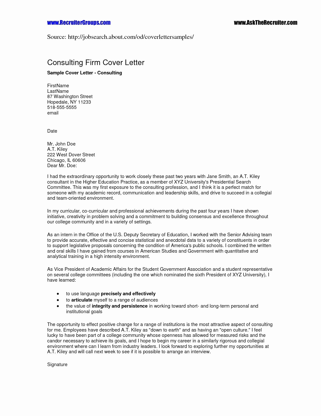 Statement Of Qualifications Example Letter Elegant 10 Statement Of Qualifications Template