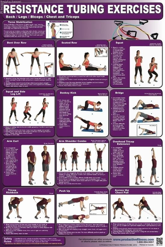 Stretching Charts Free Printable Elegant Printable Resistance Band Chart