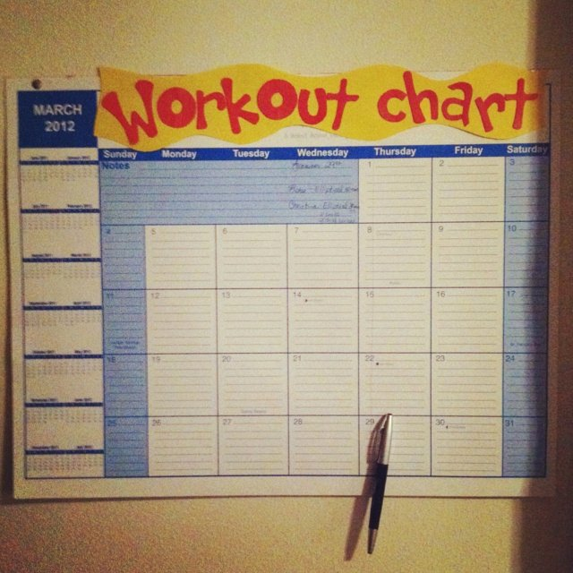 Stretching Charts Free Printable Unique 26 Best Images About Work Out Charts On Pinterest