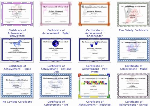 Student Council Certificates Template Awesome Free Awards Certificates for Elementary Students