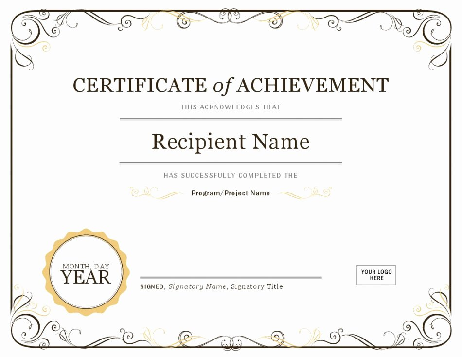 Student Of the Month Certificate Templates Free Elegant Student the Month Certificate Template