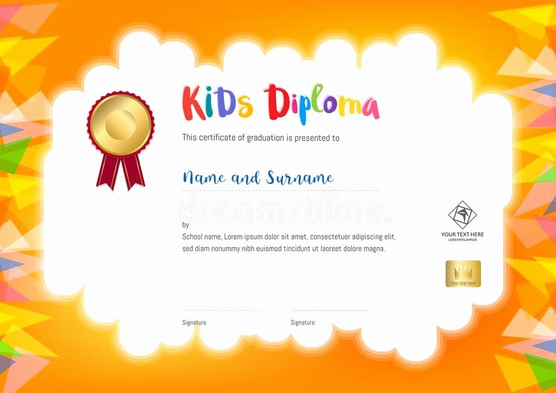 Summer Camp Certificate Template Best Of Certificate Template for Achievement Appreciation
