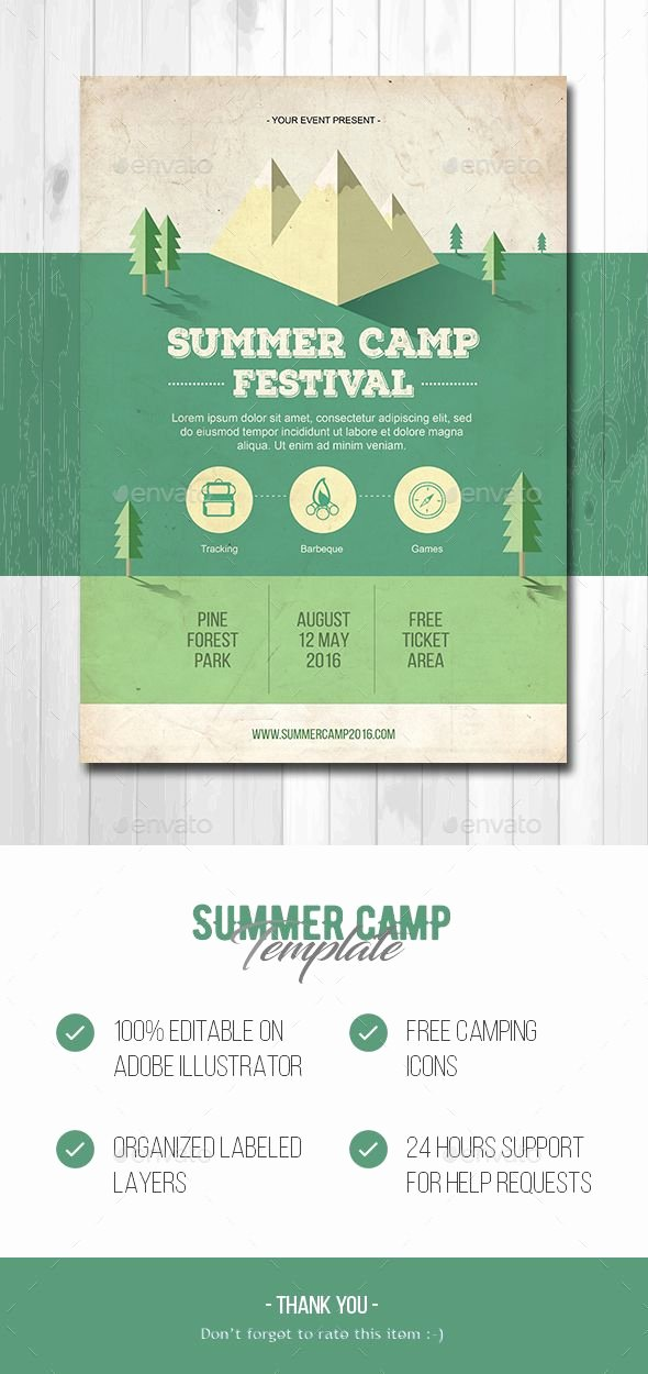 Summer Camp Certificate Template Inspirational Pin by Best Graphic Design On Flyer Templates