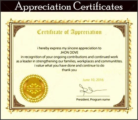 Sunday School Awards Recognition Beautiful 8 Printable Certificate Appreciation Template