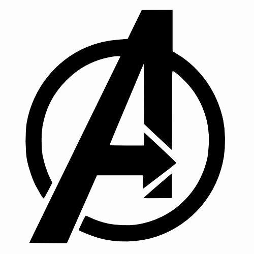 Superhero Stencils for Sale New Avengers Symbol Visit to Grab An Amazing Super Hero