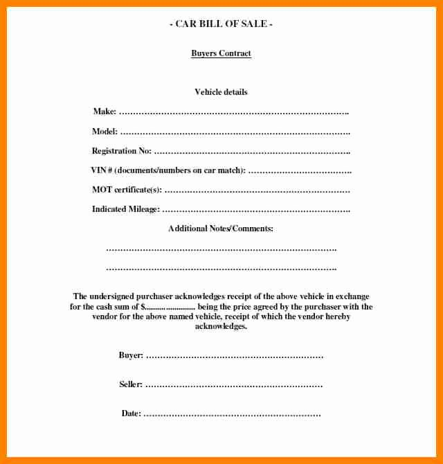 Taking Over Payments On A Car Sample Contract Beautiful 8 Printable Contract for Taking Over Car Payments