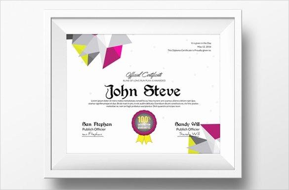 Talent Show Participation Certificates Best Of Certificate Participation Template