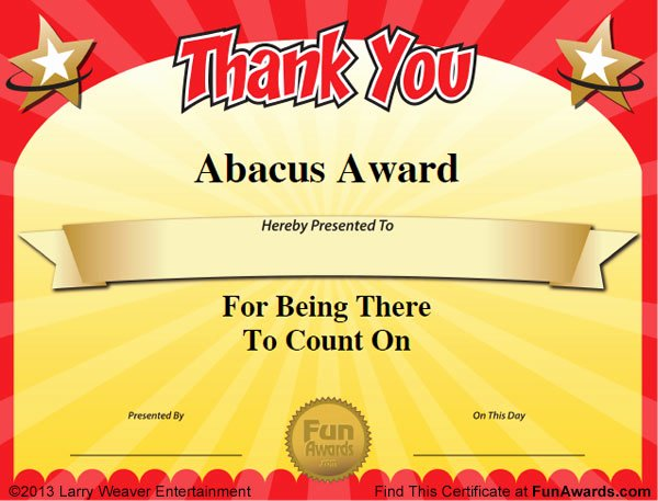Teacher Appreciation Awards Printable Lovely Funny Teacher Awards™ 101 Printable Certificates Fun