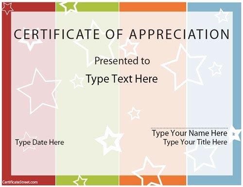 Teacher Appreciation Certificate Pdf Best Of 11 Best Certificates Of Appreciation for Teacher S Images