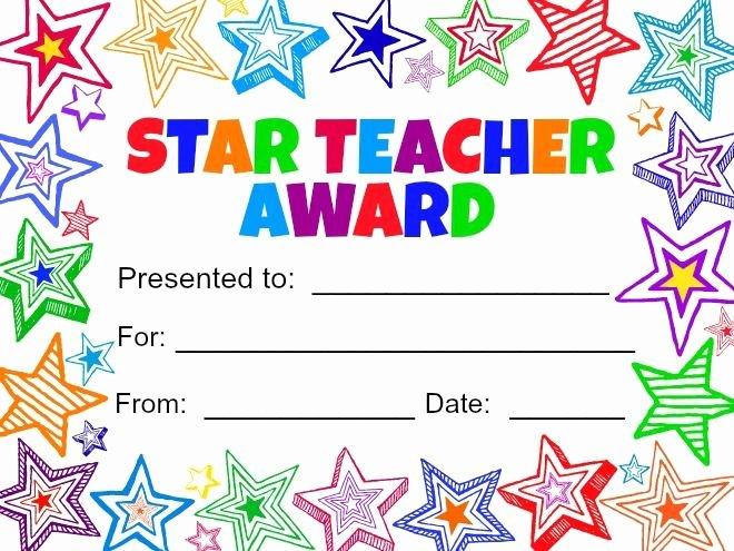 Teacher Appreciation Certificate Template Free Elegant Teacher Gift In A Jar with Printable